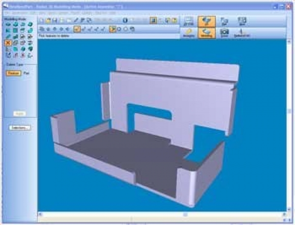 Edgecam 3D-Cam System