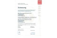 SVTI Druckprüfung